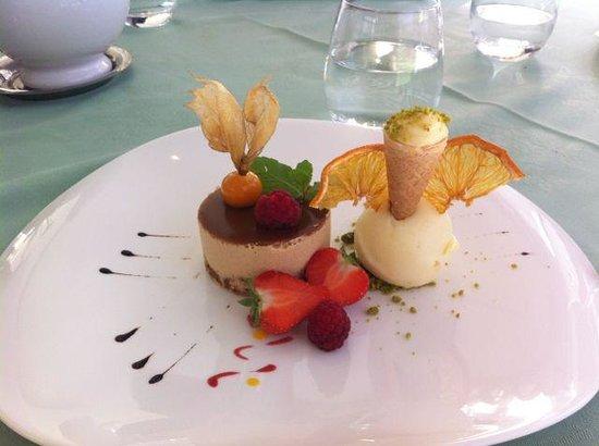 L'Oree des Bois: Delicious Dessert