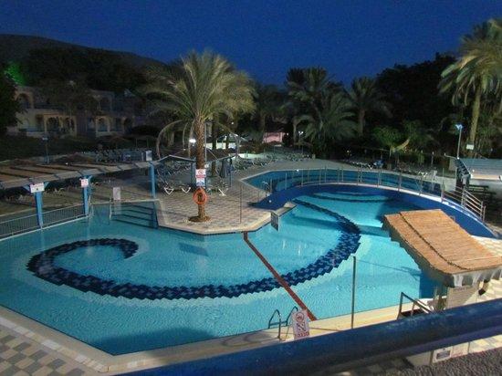 Club In Eilat: hotel swimming pool