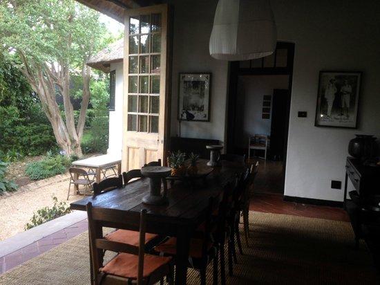 Satyagraha House: Beautiful inside