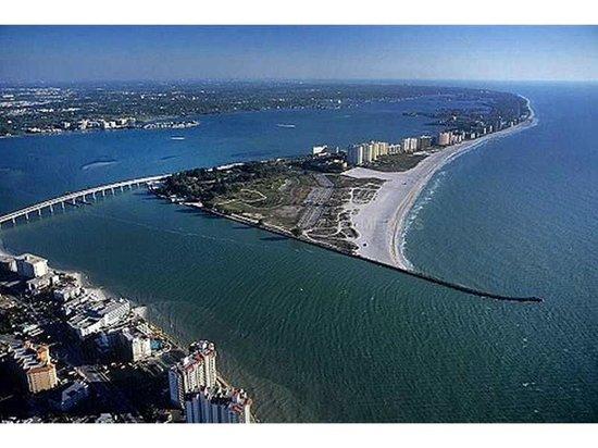 Sand Key Park : Sand Key Beach