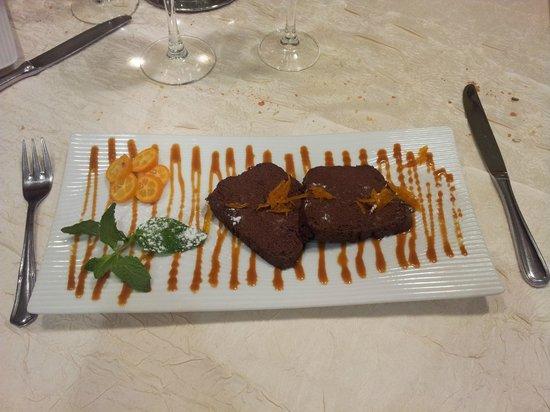le rohein : gâteau au chocolat