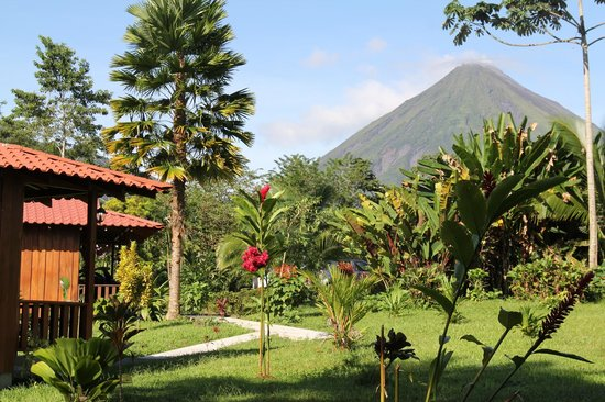 Hotel Rancho Cerro Azul: Front view
