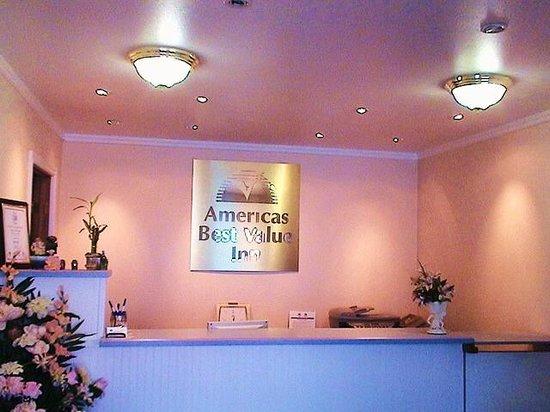 Americas Best Value Inn & Suites- Klamath Falls : Office