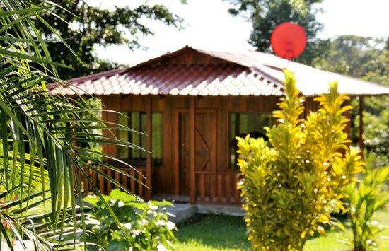 Hotel Rancho Cerro Azul: Cabin