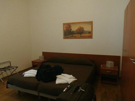 Trianon Borgo Pio Residence: Dormitorio