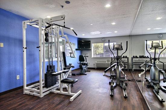 Comfort Suites Albuquerque: Fitness Room