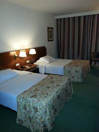 Hotel Real Parque: camera da letto