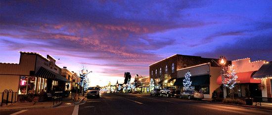 Arroyo Grande, CA: Christmas in the Village
