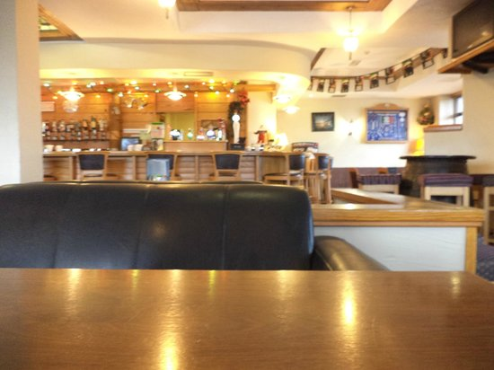 Waterford Marina Hotel: bar