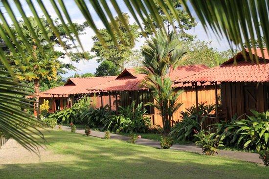 Hotel Rancho Cerro Azul: Cabins