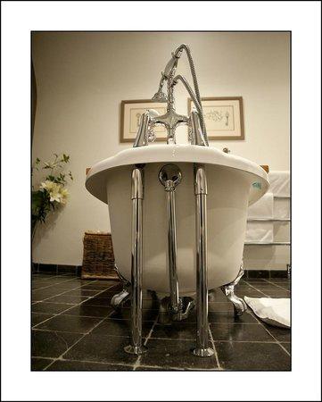 Casa Romantico: Roll-top bath