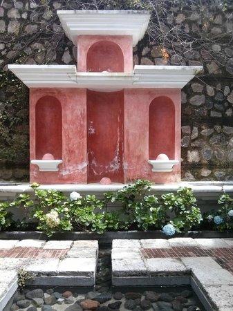 Porta Hotel Antigua: Espacio de trabajo de la sala de conferencias