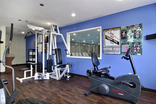 Comfort Suites Albuquerque: Fitness Center
