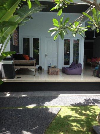 Premium Villas Seminyak: Een van de 3 slaapkamers