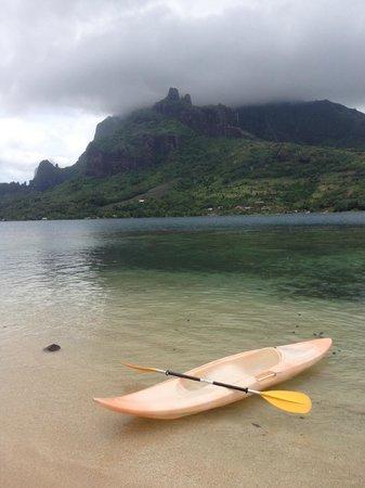 Hotel Kaveka: Morning Kayak