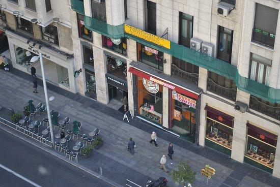 Emperador Hotel Madrid : Vista do Hotel