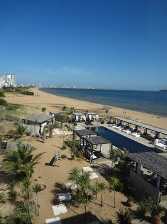 Serena Hotel Punta del Este : Vista do quarto