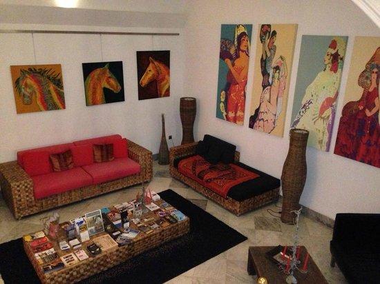 Palacio Garvey Hotel: Lobby