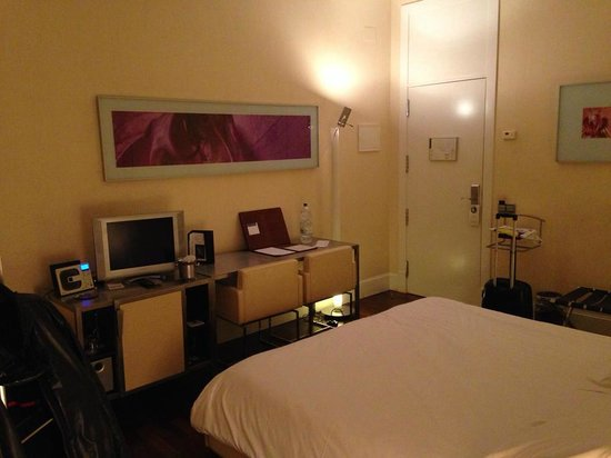 Palacio Garvey Hotel: Zimmer