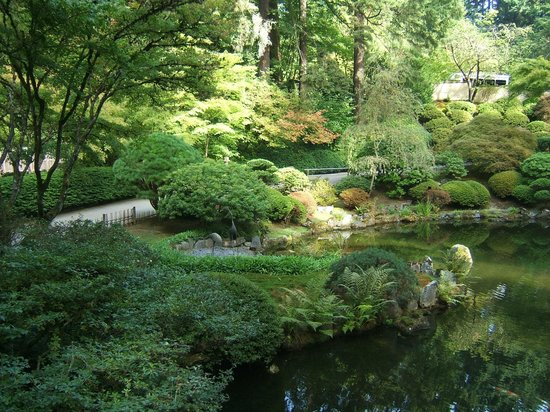Pathway Picture Of Portland Japanese Garden Portland Tripadvisor