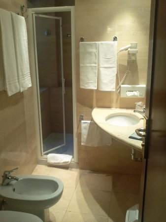 Accademia Hotel : bagno