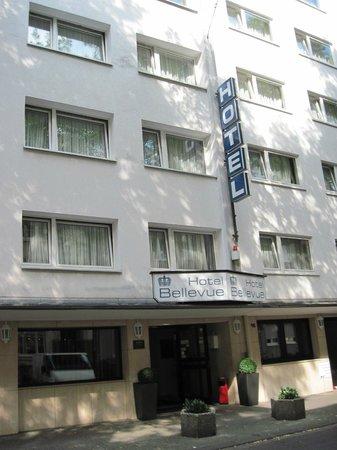 Hotel Bellevue: Außenansicht
