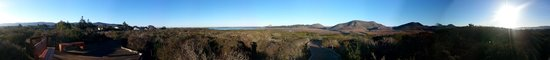 Elfin Forest Preserve: Panoramic of Elfin Forest from 17th St entrance
