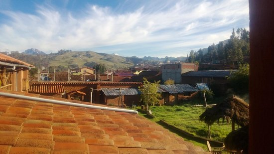 La Casa de Barro Lodge & Restaurant : Vista al amanecer