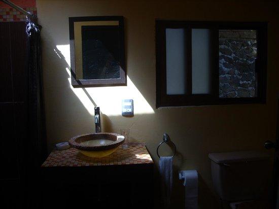 Centro Haliama : Baño habitacion