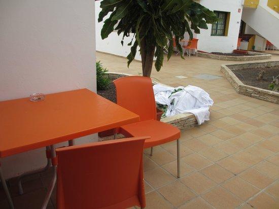 Labranda Corralejo Village: La undry outside