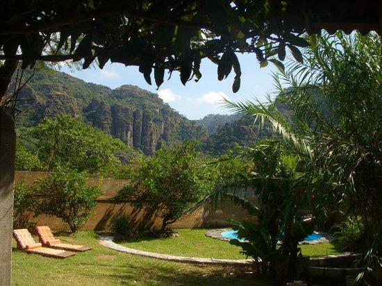 Centro Haliama : Vista de las montañas