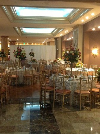 Doubletree Inn at The Colonnade: Special events