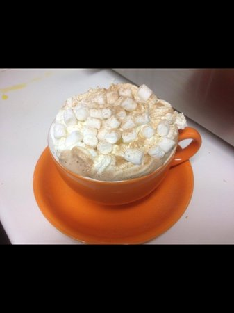 Cafe53: Hot chocolate deluxe
