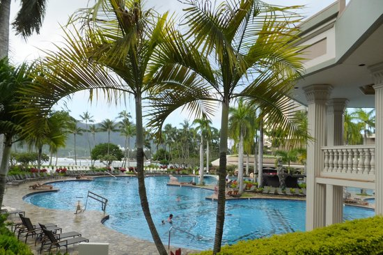 Marriott's Kaua'i Beach Club: Pool area