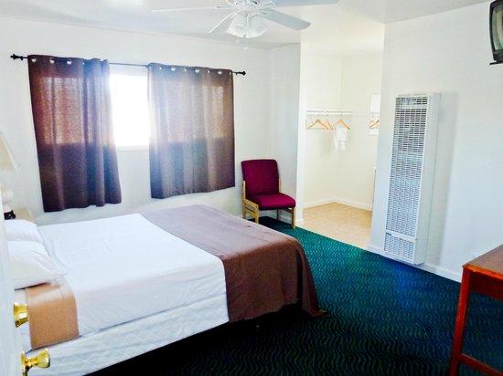 Santa Monica Motel: Motelzimmer