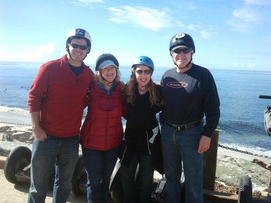We Love Tourists: Near Windansea Beach, La Jolla, CA