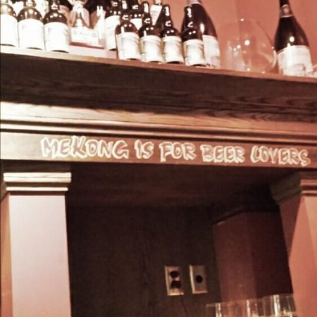 Mekong Authentic Vietnamese Cuisine: An oasis for beer lovers