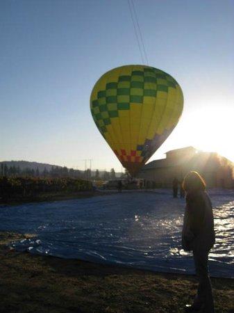 Up & Away Ballooning: 4
