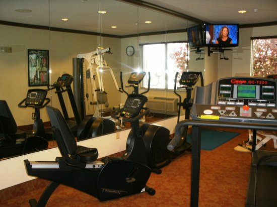 Holiday Inn Express Suites Lake Worth NW Loop 820: Fitness Center