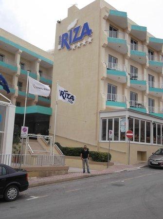 Club Riza Aparthotel: hotel