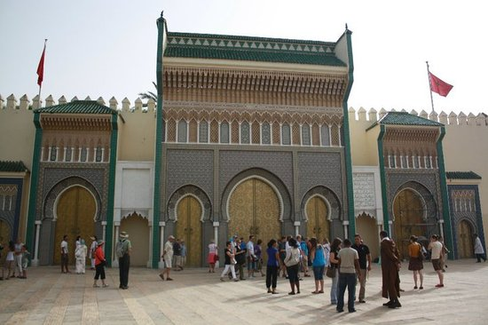 Rove Morocco Travels: Fes Royal Palace Tour