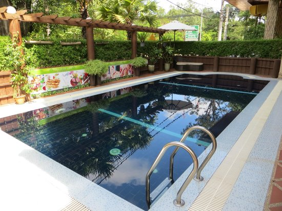 Angkor Sayana Hotel & Spa: The swimming pool