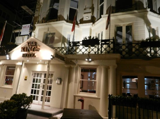 Kings Hotel: The Hotel