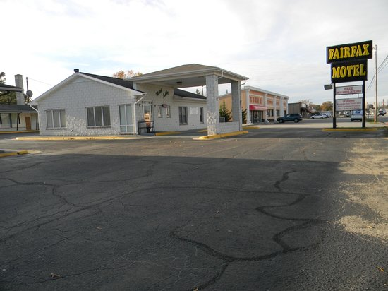 Fairfax Motel : Motel Office