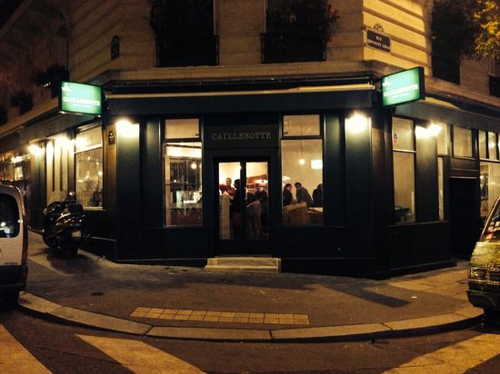 Photo of French Restaurant Restaurant Caillebotte at 8, Rue Hippolyte-lebas, Paris 75009, France