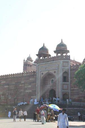 Jama Masjid : Entrada