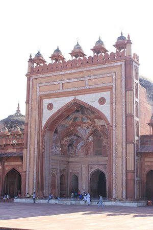 Jama Masjid : interior