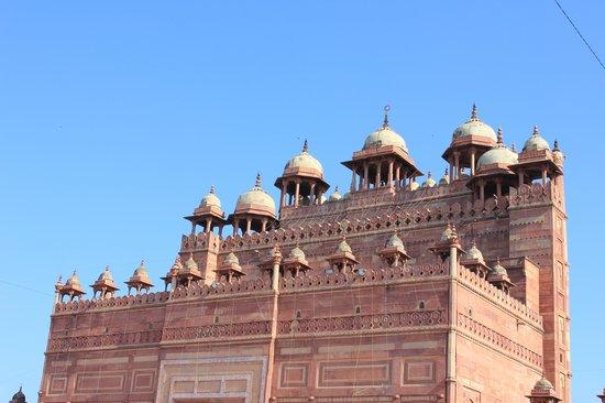 Jama Masjid : detalle