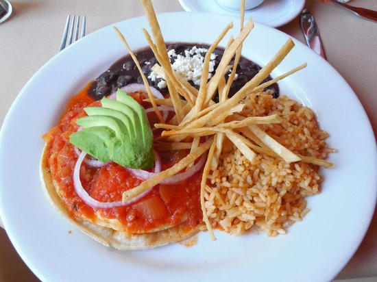 Las Aves Cafe: Brakfeast Ranchero