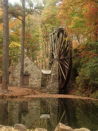 Rome, GA: Ole Mill, Berry Campus